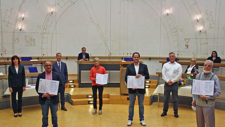 Stiftung Alte Synagoge wird mit dem Integrationspreis der Stadt Rüsselsheim ausgezeichnet
