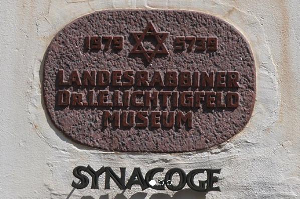 Exkursion in die Synagoge und das Lichtigfeld-Museum Michelstadt